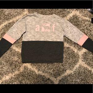 abercrombie kids Shirts & Tops - Girls Abercrombie sweatshirt. Size 11/12